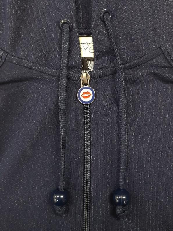 SS19-122 Zipper und puller