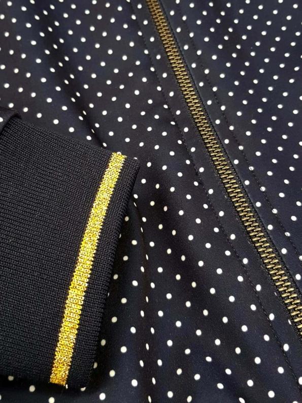 SS19-700B Manschette Zipper