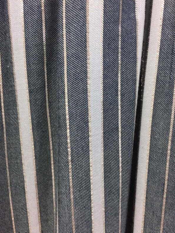 Stripes Woven Viscose